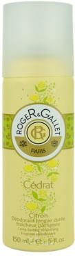 Roger & Gallet Cédrat spray dezodor