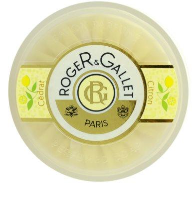 Roger & Gallet Cédrat jabón