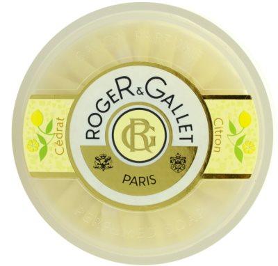 Roger & Gallet Cédrat szappan