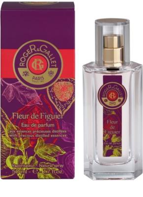 Roger & Gallet Fleur de Figuier Eau de Parfum para mulheres