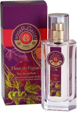 Roger & Gallet Fleur de Figuier eau de parfum para mujer 1