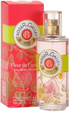 Roger & Gallet Fleur de Figuier eau de toilette nőknek 3