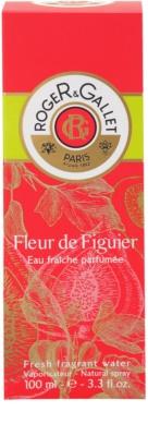 Roger & Gallet Fleur de Figuier Eau de Toilette pentru femei 4