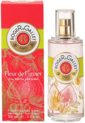 Roger & Gallet Fleur de Figuier Eau de Toilette para mulheres