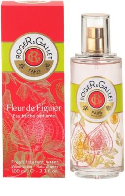 Roger & Gallet Fleur de Figuier toaletná voda pre ženy