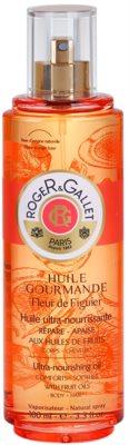 Roger & Gallet Fleur de Figuier óleo nutritivo extra para corpo e cabelo