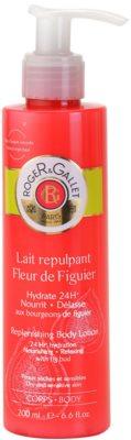 Roger & Gallet Fleur de Figuier leite corporal