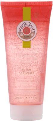 Roger & Gallet Fleur de Figuier gel de ducha relajante