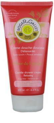 Roger & Gallet Fleur de Figuier relaksacijski gel za prhanje 1