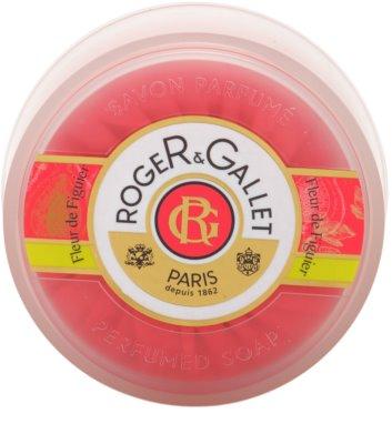 Roger & Gallet Fleur de Figuier sabonete