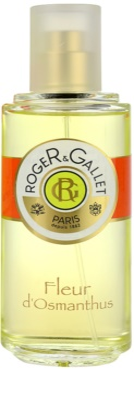 Roger & Gallet Fleur d´ Osmanthus frissítő víz nőknek 2