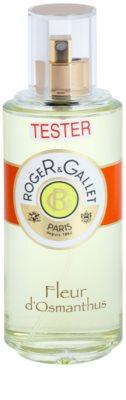 Roger & Gallet Fleur d´ Osmanthus orzeźwiająca woda tester dla kobiet 1