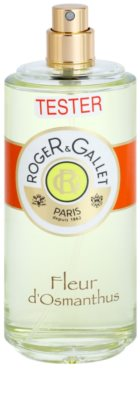 Roger & Gallet Fleur d´ Osmanthus frissítő víz teszter nőknek