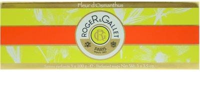 Roger & Gallet Fleur d´ Osmanthus kozmetická sada I. 1