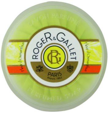 Roger & Gallet Fleur d´ Osmanthus szappan