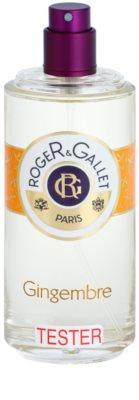 Roger & Gallet Gingembre освежаваща вода тестер унисекс