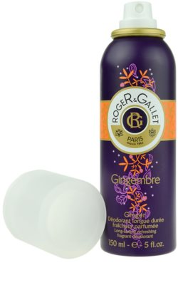 Roger & Gallet Gingembre spray dezodor 1