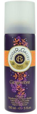 Roger & Gallet Gingembre dezodorant v spreji