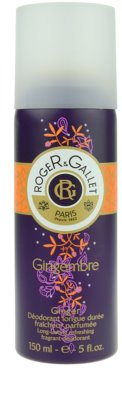 Roger & Gallet Gingembre spray dezodor