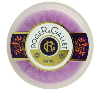 Roger & Gallet Gingembre szappan
