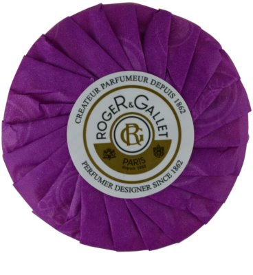 Roger & Gallet Gingembre sapun solid intr- o cutie 1