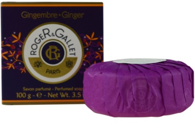 Roger & Gallet Gingembre sapun solid intr- o cutie 2