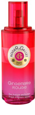 Roger & Gallet Gingembre Rouge água refrescante para mulheres 2