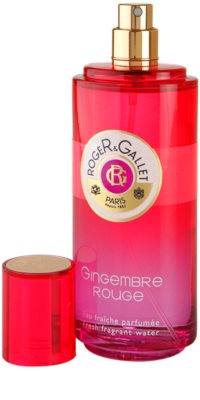 Roger & Gallet Gingembre Rouge água refrescante para mulheres 3