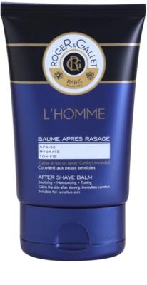 Roger & Gallet Homme balsam po goleniu dla mężczyzn