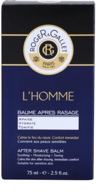 Roger & Gallet Homme balzam za po britju za moške 3