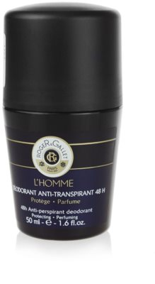 Roger & Gallet Homme deodorant roll-on