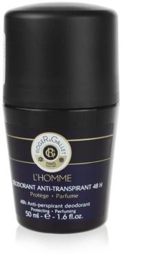 Roger & Gallet Homme desodorante roll-on