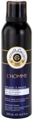 Roger & Gallet Homme піна для гоління