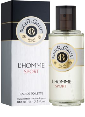 Roger & Gallet L'Homme Sport Eau de Toilette para homens 1