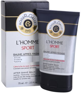Roger & Gallet L'Homme Sport balsam aftershave 1