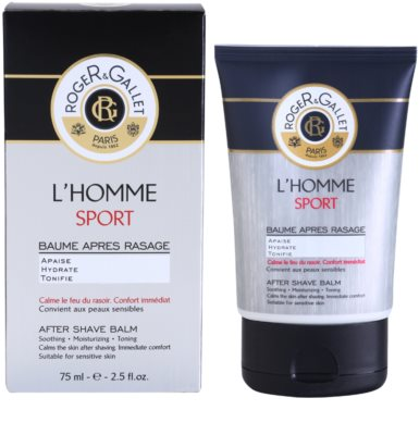 Roger & Gallet L'Homme Sport balsam aftershave 2