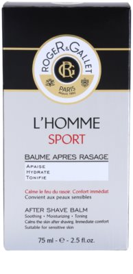 Roger & Gallet L'Homme Sport balsam aftershave 3