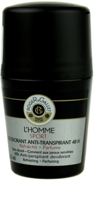 Roger & Gallet L'Homme Sport roll-on dezodor