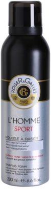 Roger & Gallet L'Homme Sport espuma de afeitar