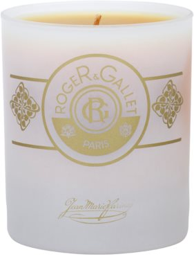 Roger & Gallet Jean-Marie Farina Scented Candle 1