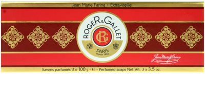 Roger & Gallet Jean-Marie Farina set cosmetice I. 1