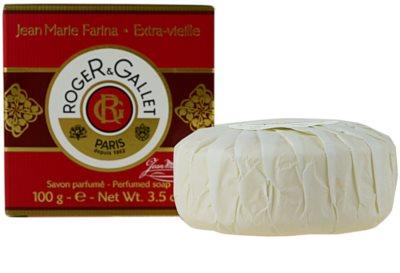 Roger & Gallet Jean-Marie Farina твърд сапун в кутия 2