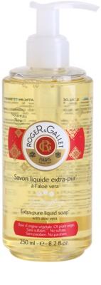 Roger & Gallet Jean-Marie Farina mydło w płynie z aloesem