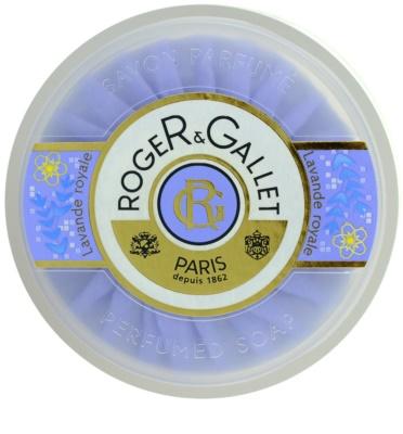 Roger & Gallet Lavande Royale mýdlo