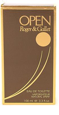Roger & Gallet Open toaletna voda za moške 4