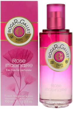 Roger & Gallet Rose Imaginaire água refrescante para mulheres