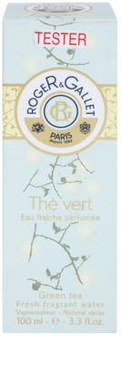 Roger & Gallet Thé Vert frissítő víz teszter nőknek 2