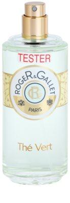 Roger & Gallet Thé Vert frissítő víz teszter nőknek
