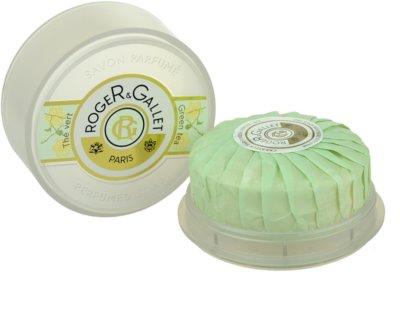 Roger & Gallet Thé Vert mýdlo 1
