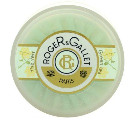 Roger & Gallet Thé Vert jabón